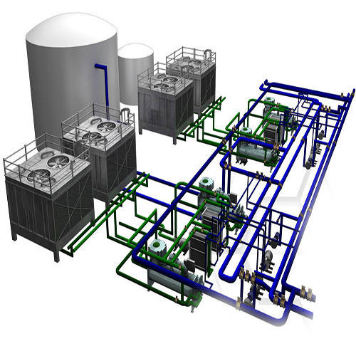 Boiler and Chiller Plant Design