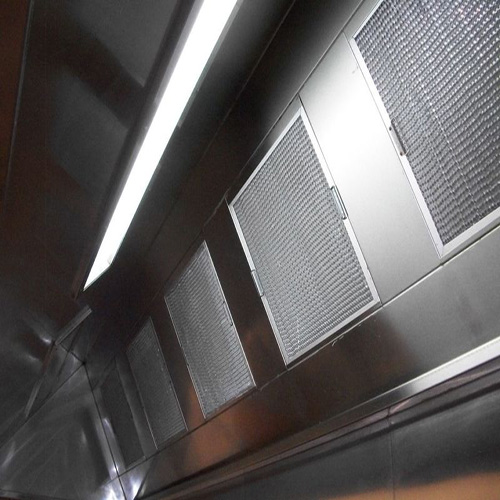 Commercial Exhaust Hood Servicing