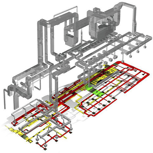 Plumbing Distribution Design